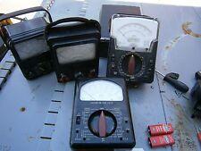 Triplett Model Series 630 630 NA 630 A 630 PL , PLK VOM Alkaline 30 Volt Battery