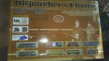 Dispatchers Choice N scale Pennsylvania Railroad - VINTAGE/INTACT/UNOPENED
