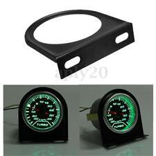52mm 2 Inch Universal Car Black Duty Gauge Meter Dash Mount Pod Holder Cup US