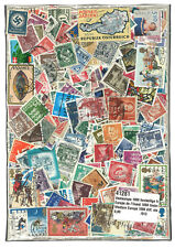 WESTERN EUROPE - 1000 DIFFERENT STAMPS [41281] + FREE GIFT