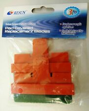 Resun Scraper Fabric Pad Covered Replacement Blades glass acrylic aquariums DSRP