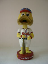 Richmond Braves Diamond Duck Bobblehead Minor League Atlanta Braves Baseball