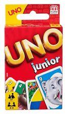 Mattel Games Gioco di carte UNO Junior 3+ Anni 52456 Prodotto Originale