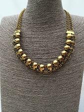 Skull Halsband Kragen Ring Statement Halskette Steampunk Goth Emo Schmuck Geschenk