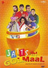 Jatts in Golmaal Punjabi Bollywood DVD