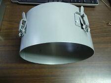 "Trac-Vac Leaf Vacuum Catcher Bagger Flexible Hose 8"" inch Round Connector 86060"
