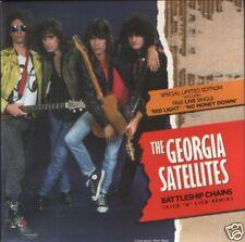 """Georgia satélites-Acorazado cadenas .7 """"Doble Pack."""
