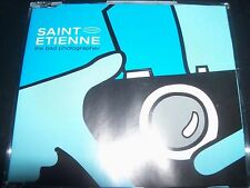 Saint Etienne The Bad Photographer Rare Australian CD Single – Like New