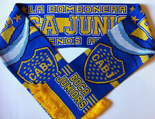 BOCA JUNIOR Football Scarves New from Soft Luxury Acrylic Yarns