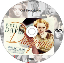 Dangerous - Bette Davis, Franchot Tone, John Eldredge - Film DVD 1935