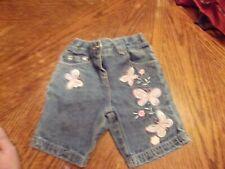 #Infant Girl Little Legeends Capri Pants 3-6 Months