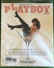 US Playboy May/june 2018 Playmate Of The Year Nina Daniele