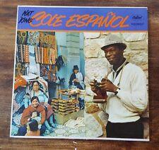 Nat 'King' Cole – Cole Español 1958 Capitol – W-1031 Vinyl LP Album Mono