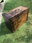 Moore & Wright Vintage Engineers 7 Drawer Cabinet Tool Box/cabinet/chest Wooden