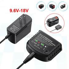 9.6V-18V Battery Charger for Black & Decker HPB18 FSB18 12V 14.4V 18V NiCd