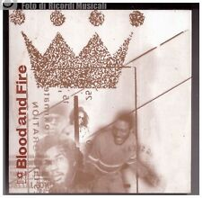 CDS BLOOD AND FIRE	Omonimo  Promo 17 TRACK Yabby you deliver me from my enemies