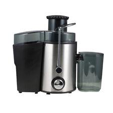 Black 600ml Home Electric Juicer Juice Maker Juice Vegetable Extractor Machine