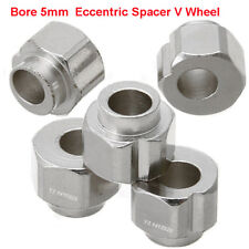 5Pcs 5mm Bore Eccentric Spacer V Wheel For Aluminum extrusion 3D printer Reprap