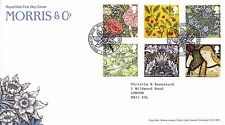 5 MAY 2011 MORRIS & CO ROYAL MAIL FIRST DAY COVER WALTHAMSTOW LONDON E17 SHS (a)