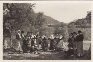 """Mallorca-Valldemosa, Agrupación Folklorica """"El Paradiso"""" ngl F1961"""