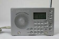 Grundig Yb-P2000 Design By F.A.Porsche Short Wave Portable Radio