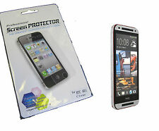 For HTC Desire 601 6160 Professional Clear Screen Protector Shield Guard UK