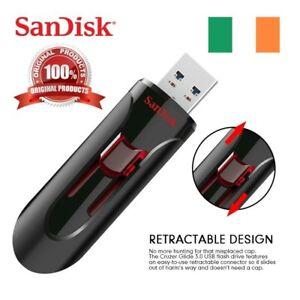 SanDisk Cruzer Glide 128 GB CZ600 usb3.0 Pen Drives  Super Speed USB3.0 Flash