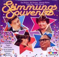 Stimmungs-Souvenirs (14 tracks, 1953-70) Gus Backus, Fred Rauch, Tahiti T.. [CD]