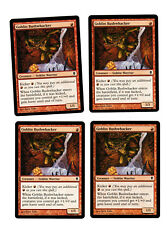 4x Goblin Bushwhacker EX Zendikar Magic EDH 4x x4