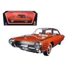 1963 Chrysler Turbine Bronze 1/18 Diecast Model Car by Road Signature 92448b