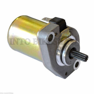 Heavy Duty Starter Motor For Malaguti F12 50 LC DD Phantom 2000
