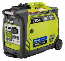 Ryobi ZRRYi2300BTA 2300-Watt Gas Powered BT Inverter Generator- #600- $275