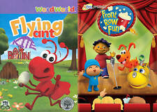 WordWorld: Flying Ant/Front Row Fun