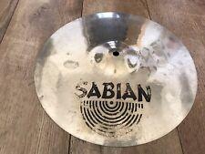 """Sabian AAX 14"""" Studio Crash Cymbal Good Condition"""