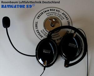 Rosenbaum Aviation ® Headset S9 ANR PLUS G3