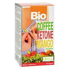 Bio Nutrition Coffee Ketone Mango Combo 60 Capsules