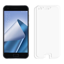 2 X Clear Glossy Screen Protectors Protect for ASUS Zenfone 4 Ze554kl