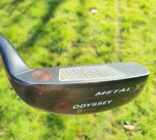 """Odyssey Metal X #8 Putter - 34"""" Left Handed - Headcover included"""