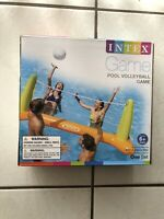 Intex 56508EP Inflatable Floating Swimming Pool Toys Volleyball Game,