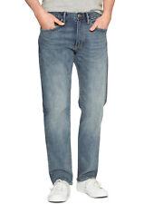 5071-3 Gap Mens Indigo Blue Wash Slim Fit Stretch  Jeans Sz 38W x 30L