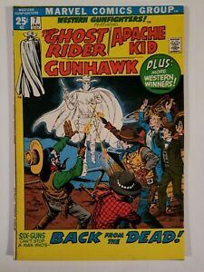 WESTERN GUNFIGHTERS #7 *High Grade ~NM* Marvel Jan 1972 52 pages