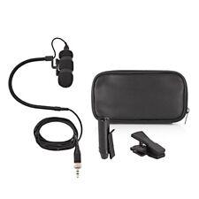 SubZero Clip-On Instrument Condenser Microphone + Universal Clip