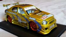 Subaru Impreza WRX Bj.2000-02 gold Schuco Tuners 1:32