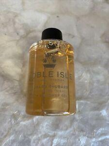 NOBLE ISLE RHUBARB RHUBARB! LUXURY BATH & SHOWER GEL 75ml NEW