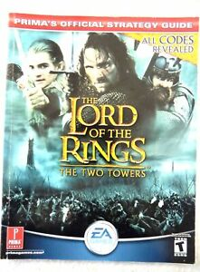 22746 Strategy Guide - The Lord Of The Rings The Two Towers