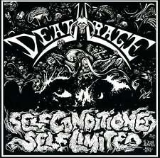 DEATHRAGE - Self conditioned Self limited - CD - THRASH METAL