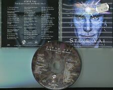 Steve Vai CD THE EXCLUSIVE LIGHT AND SOUND VOL. 1 © 2002 USA-40-track-CD