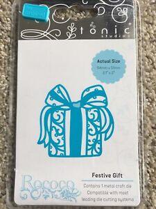 Tonic Studios - Rococo - Festive Gift Die