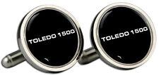 Triumph Toledo 1500 Logo Cufflinks and Gift Box
