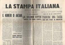 La Stampa Italiana. giornale indipendente. 1955. .